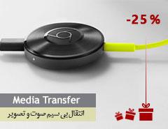 انتقال بی سیم صوت و تصویر