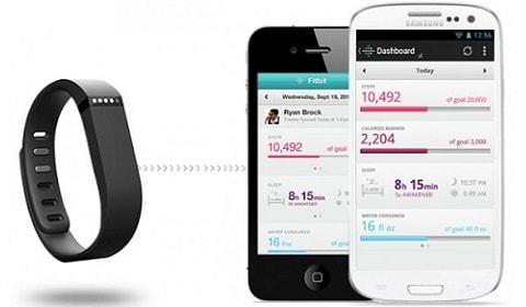 راهنمای نصب و استفاده از Fitbit Flex