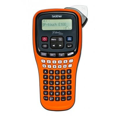 لیبل زن صنعتی برادر brother PT-E100 Industrial Labelling Machine