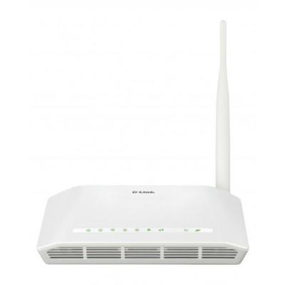 مودم ADSL وای فای دی لینک D-Link DSL-2730U/EE Wireless ADSL Modem Router