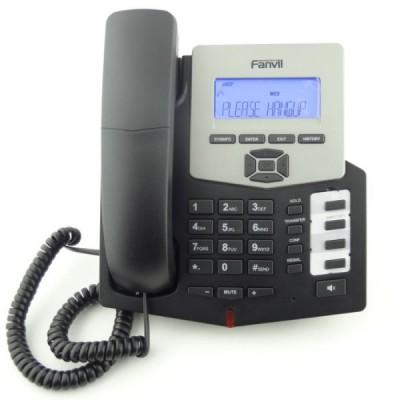 تلفن تحت شبکه فنویل fanvil C56 IP Phone