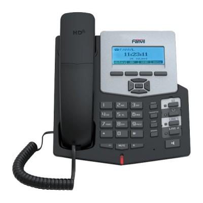 تلفن تحت شبکه فنویل fanvil C58P IP Phone