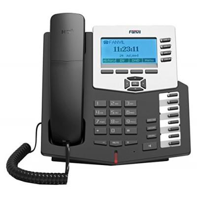 تلفن تحت شبکه فنویل fanvil C62 IP Phone