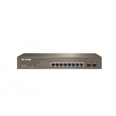 سوئیچ شبکه آی پی کام IP-COM G3210P Managed Switch