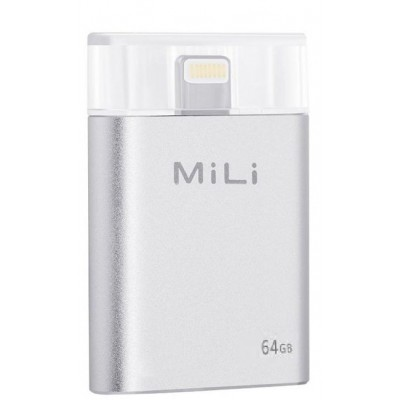 فلش مموری میلی MiLi iData HI-D91 - 64GB OTG USB Flash Drive