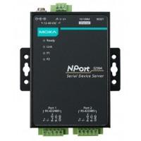 مبدل سریال به اترنت صنعتی موگزا MOXA NPort 5230A Serial to Ethernet Device Server