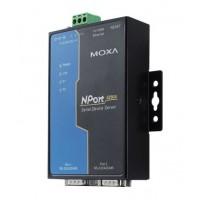 مبدل سریال به اترنت صنعتی موگزا MOXA NPort 5250A-T Serial to Ethernet Device Server