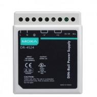 آداپتور صنعتی موگزا MOXA DR-4524 DIN-Rail Power Supply