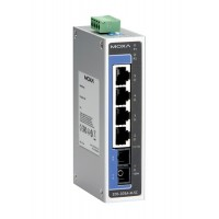 سوئیچ صنعتی موگزا MOXA EDS-205A-M-SC Unmanaged Ethernet Switches