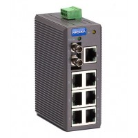 سوئیچ صنعتی موگزا MOXA EDS-208-M-ST Unmanaged Ethernet Switches