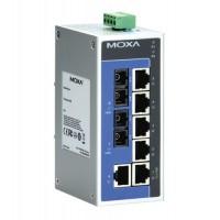 سوئیچ صنعتی موگزا MOXA EDS-208A-MM-SC-T Unmanaged Ethernet Switches