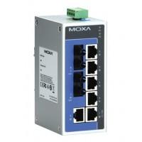 سوئیچ صنعتی موگزا MOXA EDS-208A-MM-ST-T Unmanaged Ethernet Switches