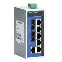 سوئیچ صنعتی موگزا MOXA EDS-208A-SS-SC-T Unmanaged Ethernet Switches