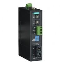 مبدل سریال به فیبر نوری صنعتی موگزا MOXA ICF-1150I-S-SC Serial to Fiber Converter