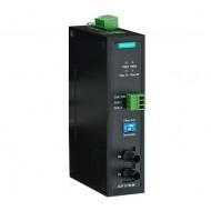 مبدل کن باس به فیبر نوری موگزا MOXA ICF-1170I-M-ST CANbus to Fiber