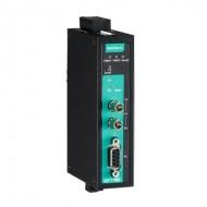 مبدل پروفی باس به فیبر نوری موگزا MOXA ICF-1180I-S-ST PROFIBUS to Fiber