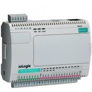 کنترلر هوشمند I/O صنعتی موگزا MOXA ioLogik E2214 Smart Ethernet Remote I/O