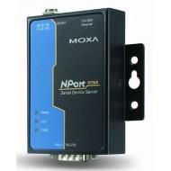 مبدل سریال به اترنت صنعتی موگزا MOXA NPort 5110A Serial to Ethernet Device Server