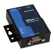 مبدل سریال به اترنت صنعتی موگزا MOXA NPort 5130 Serial to Ethernet Device Server