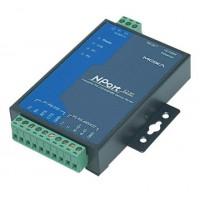 مبدل سریال به اترنت صنعتی موگزا MOXA NPort 5230 Serial to Ethernet Device Server