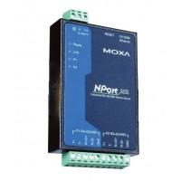 مبدل سریال به اترنت صنعتی موگزا MOXA NPort 5232 Serial to Ethernet Device Server