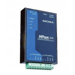 مبدل سریال به اترنت صنعتی موگزا MOXA NPort 5232I Serial to Ethernet Device Server