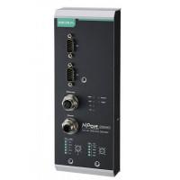 مبدل سریال به اترنت صنعتی موگزا MOXA NPort 5250AI-M12-T Serial to Ethernet Device Server