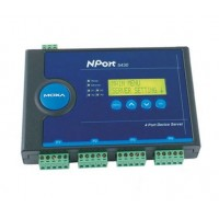 مبدل سریال به اترنت صنعتی موگزا MOXA NPort 5430 Serial to Ethernet Device Server