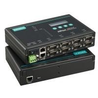 مبدل سریال به اترنت صنعتی موگزا MOXA NPort 5610-8-DT Serial to Ethernet Device Server
