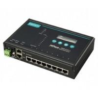 مبدل سریال به اترنت صنعتی موگزا MOXA NPort 5650-8-DT-J Serial to Ethernet Serial Device Server