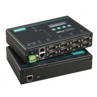 مبدل سریال به اترنت صنعتی موگزا MOXA NPort 5650I-8-DT Serial to Ethernet Rackmount Serial Device Server