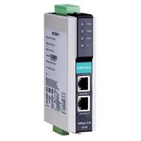 مبدل سریال به اترنت صنعتی موگزا MOXA NPort IA-5150I-T Serial to Ethernet Device Server