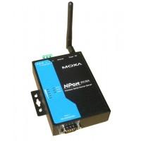 مبدل سریال به شبکه بی سیم صنعتی موگزا MOXA NPort W2150A Serial to Wireless Device Server