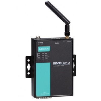 مودم روتر GSM صنعتی موگزا MOXA OnCell G3151 Cellular Advanced IP Gateways