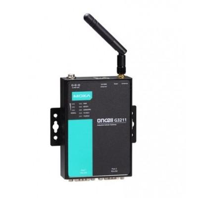 مودم روتر GSM صنعتی موگزا MOXA OnCell G3211 Cellular Advanced IP Gateways