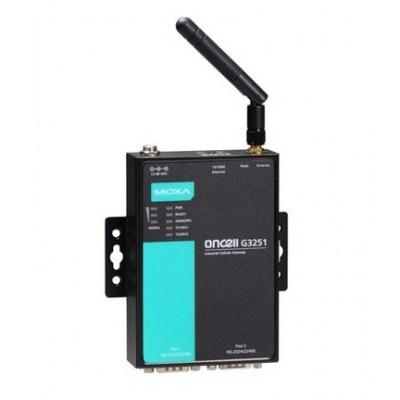 مودم روتر GSM صنعتی موگزا MOXA OnCell G3251 Cellular Advanced IP Gateways