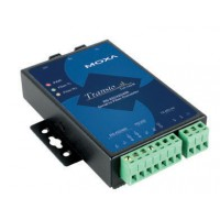 مبدل سریال به فیبر نوری صنعتی موگزا MOXA TCF-142-M-ST Serial to Fiber Converter