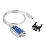 مبدل USB به سریال صنعتی موگزا MOXA Uport 1130 USB to Serial Converter