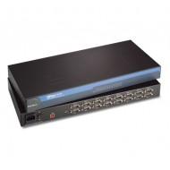 مبدل USB به سریال صنعتی موگزا MOXA Uport 1610-16 USB to Serial Converter