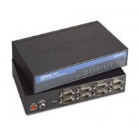 مبدل USB به سریال صنعتی موگزا MOXA Uport 1650-8 USB to Serial Converter