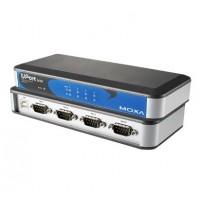 مبدل USB به سریال صنعتی موگزا MOXA Uport 2410 USB to Serial Converter