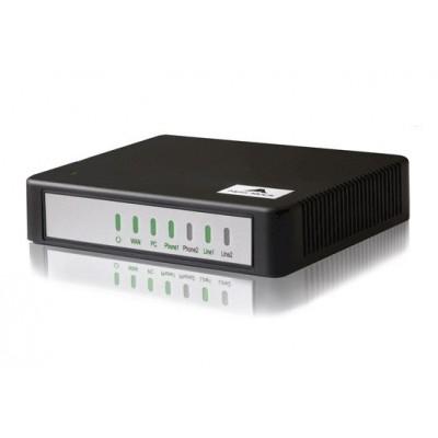 سرور تلفنی نیوراک NewRock OM4-2S/2 IP PBX