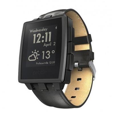 ساعت هوشمند پبل استیل pebble Steel Smartwatch