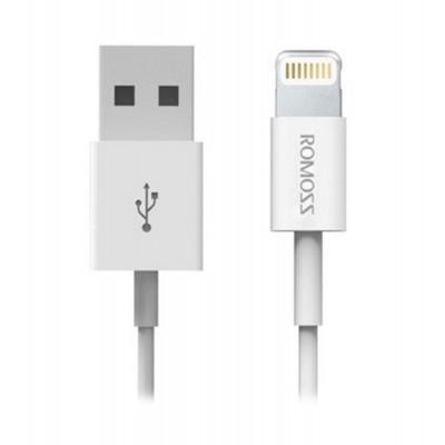 کابل 1 متری USB به لایتنینگ اپل روموس ROMOSS Lightning/USB Cable